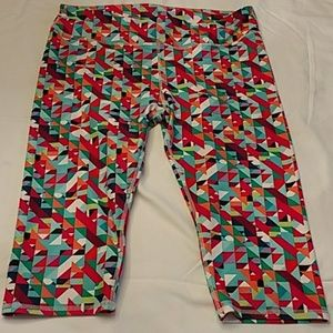 Fabletics Cropped Leggings XL